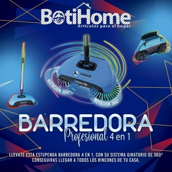 BARREDORA 4 EN 1